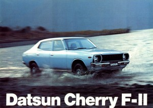 CHERRY FII 1977 SUISSE A.