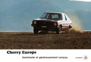 CHERRY N10 BELGIQUE 1979 EUROPE 890