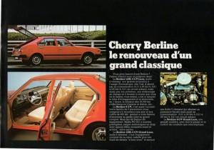CHERRY N10 FRANCE 944