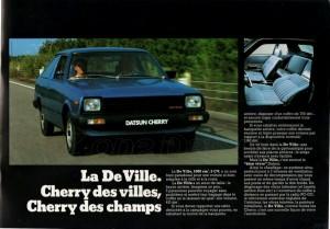 CHERRY N10 FRANCE 946
