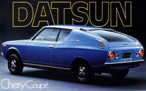 DATSUN 120A COUPE