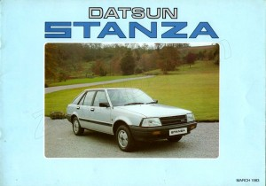STANZA UK 323