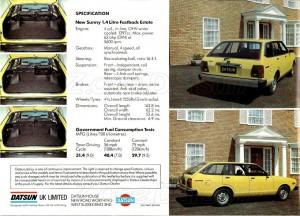 SUNNY UK 1980 (3)