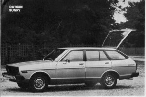 article 1979 datsun france462