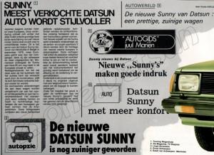 sunny B676