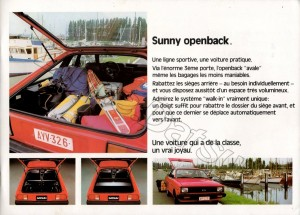sunny B686