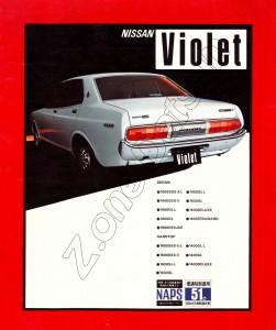 violet 1977 japon