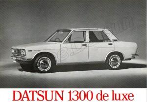 DATSUN 1300 LUXE B00