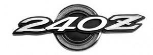 240z badge
