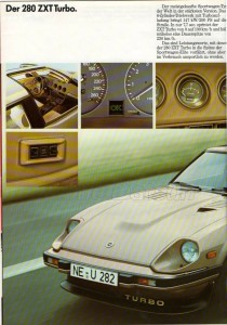 280zxt 1983 allemagne 572