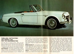 FAIRLADY SPL311 USA 1967723