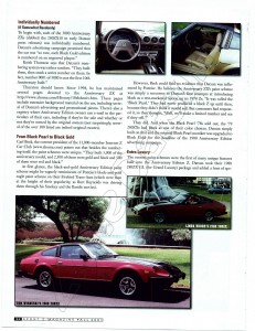 ROAD TEST 280ZX BLACK GOLD (1)