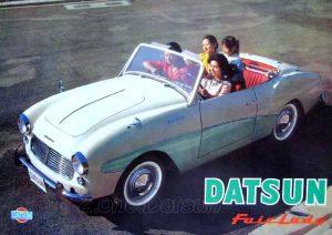 fairlady 1960