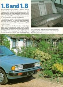 bluebird uk 1980