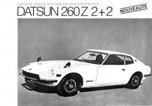 260Z 2+2 SUISSE710