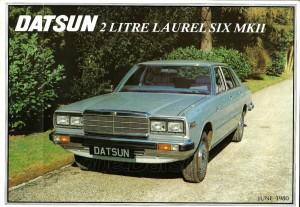 LAUREL MK2 JUIN 1980
