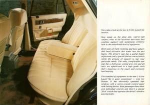 laurel 6 1980 UK967