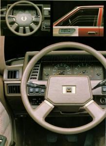 LAUREL 1983 BELGIQUE 136