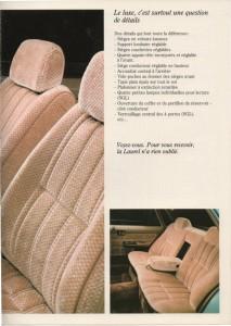 LAUREL 1983 BELGIQUE 139