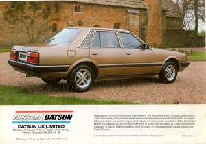 datsun laurel 1982 378