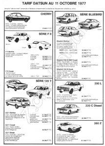 tarif france 1977873