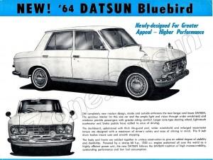 BLUEBIRD 1964