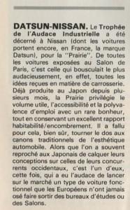 PRAIRIE janvier 1983