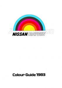 codes DATSUN MAI 1983