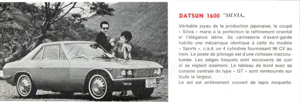 silvia 1967 belgique