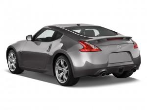 2009 Nissan 370 Z Touring Coupe