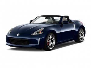 2013 Nissan 370Z at Roadster