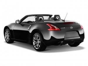 2010 Nissan 370 Z Roadster
