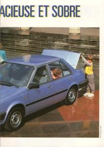 SUNNY 1983 FR844