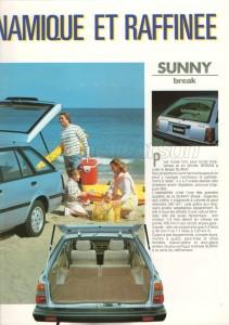 SUNNY 1983 FR846