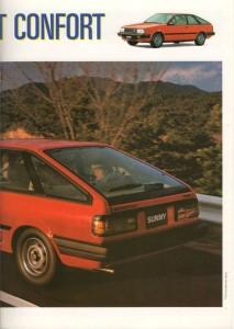 SUNNY 1983 FR848