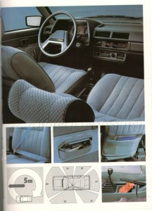 SUNNY 1983 FR850