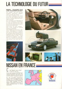 SUNNY 1983 FR853
