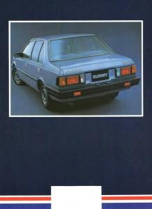 SUNNY 1983 FR857