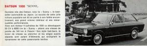 1967 belgique 1000 sunny
