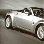 NISSAN roadster 350z020
