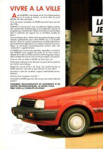 NISSAN MICRA 1986980