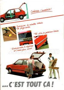 NISSAN MICRA 1986985