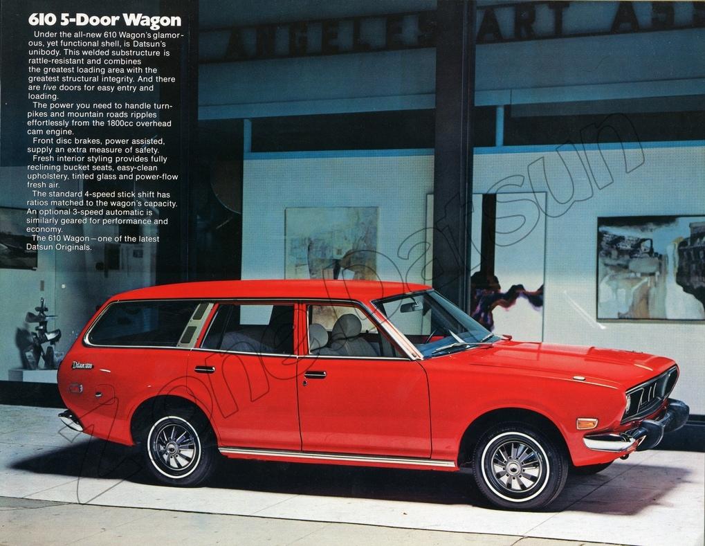 DATSUN USA – 1973 – Z.ONE – ZONE DATSUN.FR