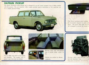 PICKUP 520 1966820