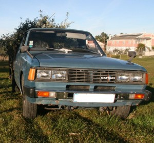 Copie de Nissan Pick-Up diesel 720