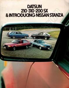 catalogue canada septembre 1981