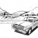 Datsun 1200 - 1971