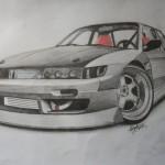 nissan_silvia_s13_drift_by_tolgadinmez