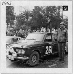 410 rally 1965