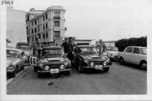 sr 311 rally 1968